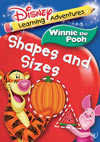 Disney Learning Adventures: Winnie The Pooh Shapes And Sizes