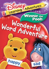 Disney Learning Adventures: Winnie The Pooh Wonderful Word Adventure