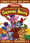Disney's Adventures Of The Gummi Bears: Volume 1
