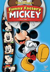 Walt Disney's Funny Factory With Mickey (Volume 1)