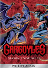 Gargoyles Season 2, Volume 1: We Live Again