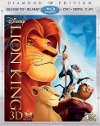 The Lion King - Blu ray 3D