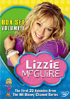 Lizzie McGuire Box Set: Volume 1