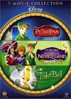 Peter Pan and Tinker Bell: 3 Movie Collection
