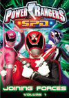 Power Rangers S.P.D.: Joining Forces (Vol. 1)