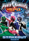 Power Rangers S.P.D.: Stakeout (Vol. 2)