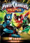 Power Rangers S.P.D.: Wired (Vol. 3)