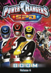 Power Rangers S.P.D.: Boom (Vol. 4)